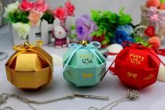 禮品包裝盒 包裝盒 禮品盒 精品包裝 紙制品 燈籠喜糖盒 婚慶用品 工藝品