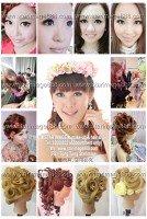 ★{{PHOTO}}★((曾替TVB明星造型))★,<span>新娘化妝</span>,新娘髮型圖片,化妝課程,